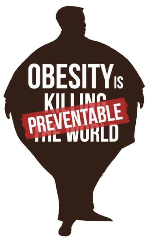 Obesity is Preventable